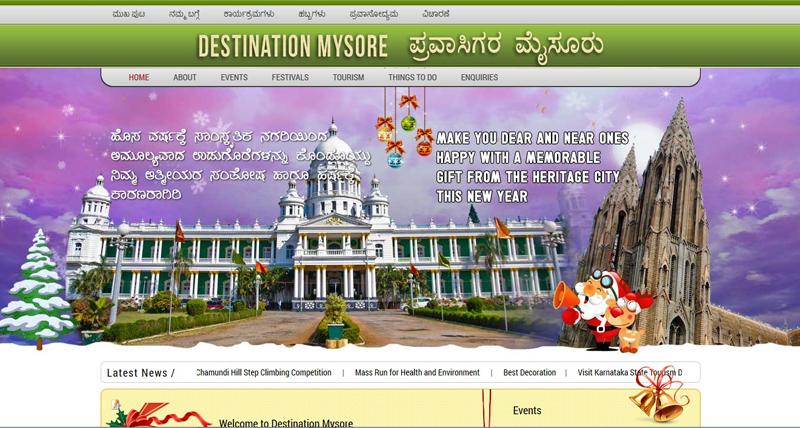 Destination Mysore